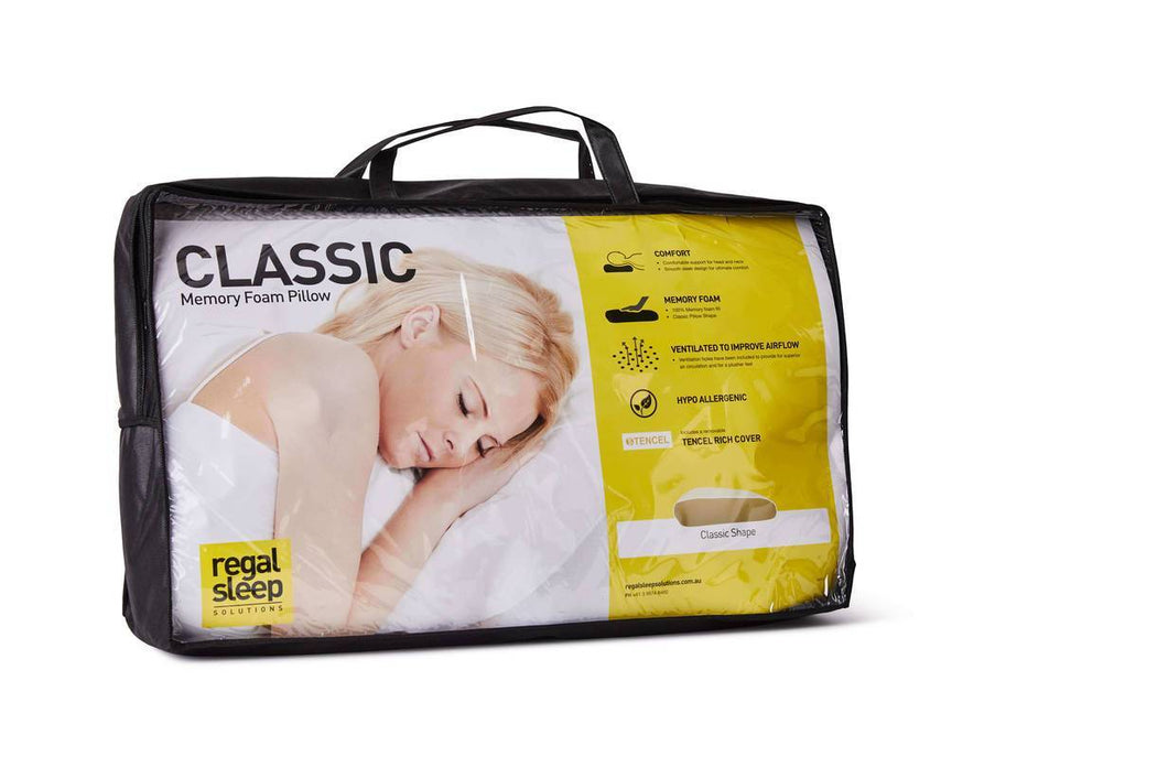 Regal Classic Memory Foam Pillow