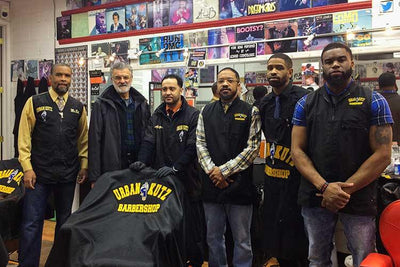 BARBERSHOPS HELP BLACK MEN LOWER THEIR BLOOD PRESSURE