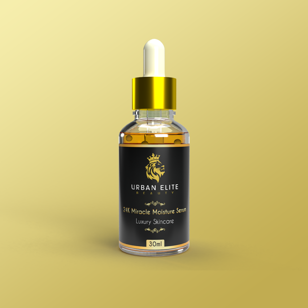 24K Miracle Moisture Serum - #1 Top Seller!