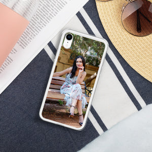 Open image in slideshow, Maryam Zakaria Liquid Glitter Phone Case