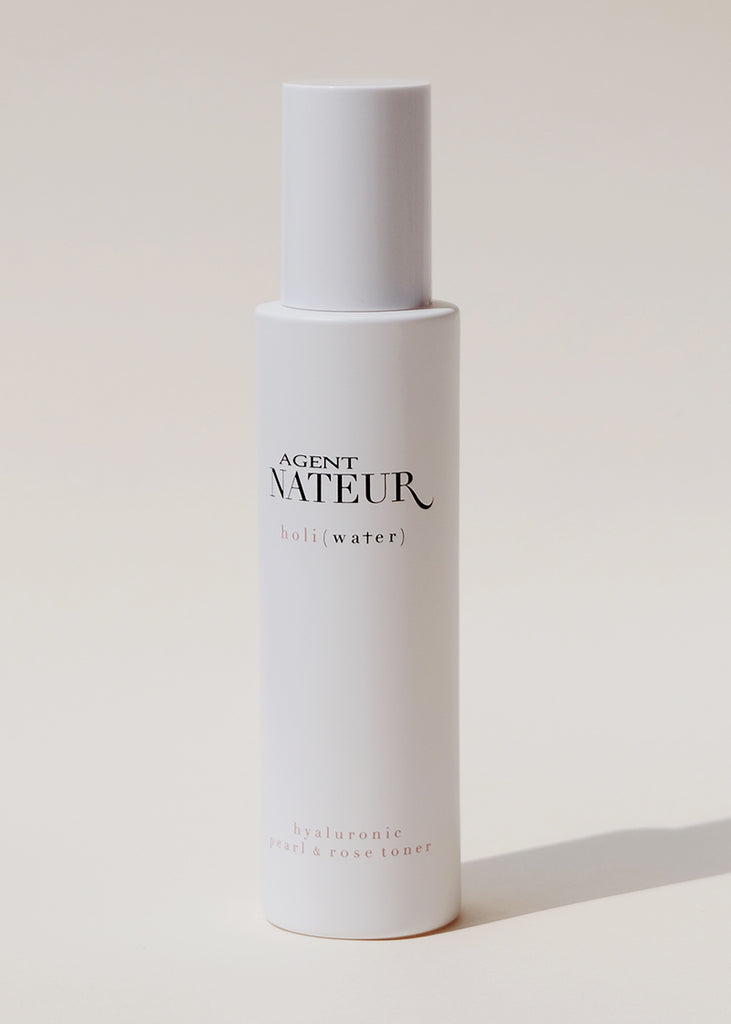 Holi (Water) Pearl and Rose Hyaluronic Toner - Sana Skin Studio