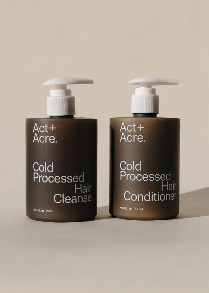 Hair Cleanse + Conditioner