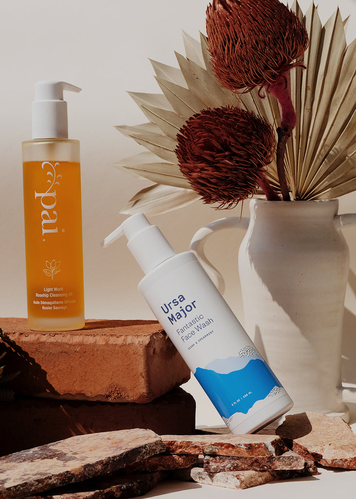 Double Cleanse Routine - Sana Skin Studio