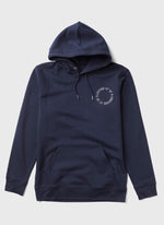 "Laden Sie das Bild in den Galerie-Viewer, Hoodie ""Life is better at the lake"" - navy - unisex"