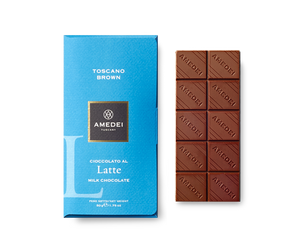 Amedei - Toscano Milk Chocolate - 20g