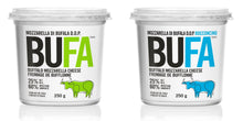 Load image into Gallery viewer, BUFA - Fresh Mozzarella / Bocconcini di Bufala DOP - 125g / 250g (drained weight)