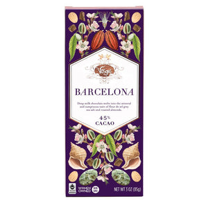 Vosges - Barcelona Exotic Chocolate Bar - 85g