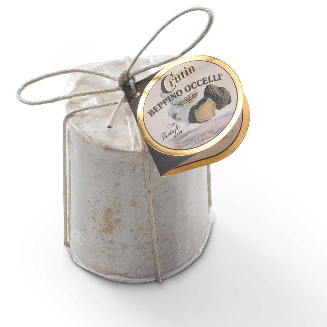 Beppino Occelli - Crutin - Cow & Goat's milk with Truffle - 270g