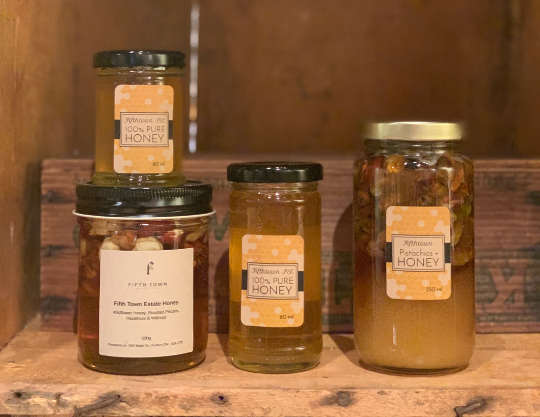 Fifth Town - Local Prince Edward County Honey - Various Styles