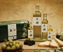 Load image into Gallery viewer, Poddi - White or Black Truffle Extra Virgin Olive Oil - 250ml / 5L