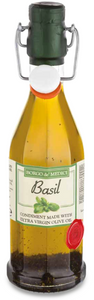 Borgo de Medici - Extra Virgin Olive Oil with Crushed Tuscan Basil Leaves - 250ml