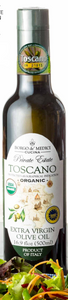 Borgo de Medici - Tuscan IGP Private Estate Extra Virgin Olive Oil - Organic - 500ml