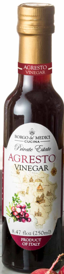 Borgo de Medici - Agresto Wine Vinegar - 250ml