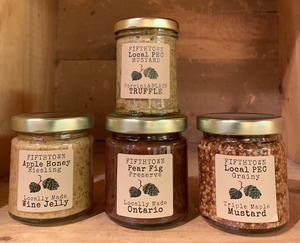 Fifth Town - Locally made Prince Edward County Preserves & Mustard - Various Options
