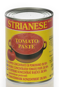 Strianese - Double Concentrated Tomato Paste - 400g