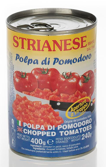 Strianese - Chopped Tomatoes - 400g