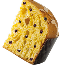 Load image into Gallery viewer, Attilio Servi -  Wholemeal Panettone with Wild Blueberries - 1000g