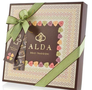 Alda - Fìcoli - figs covered with dark chocolate - Various Types