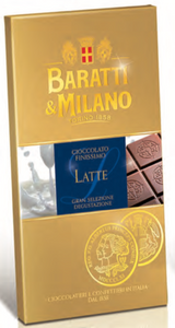 "Baratti & Milano - Extra Fine Milk ""Latte"" Chocolate Bar - 75g"