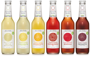 Levico - Organic Sodas - Various Flavours - 12x275ml