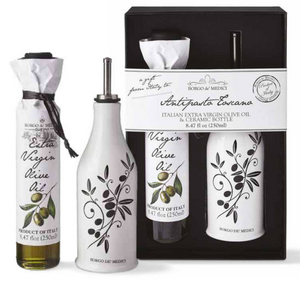 Borgo de Medici - Antipasto Toscano - 250ml + Ceramic Bottle