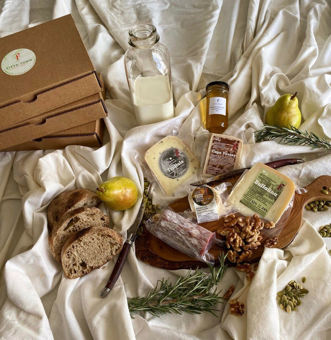 Fifth Town  - Local  Cheese Subscription Box