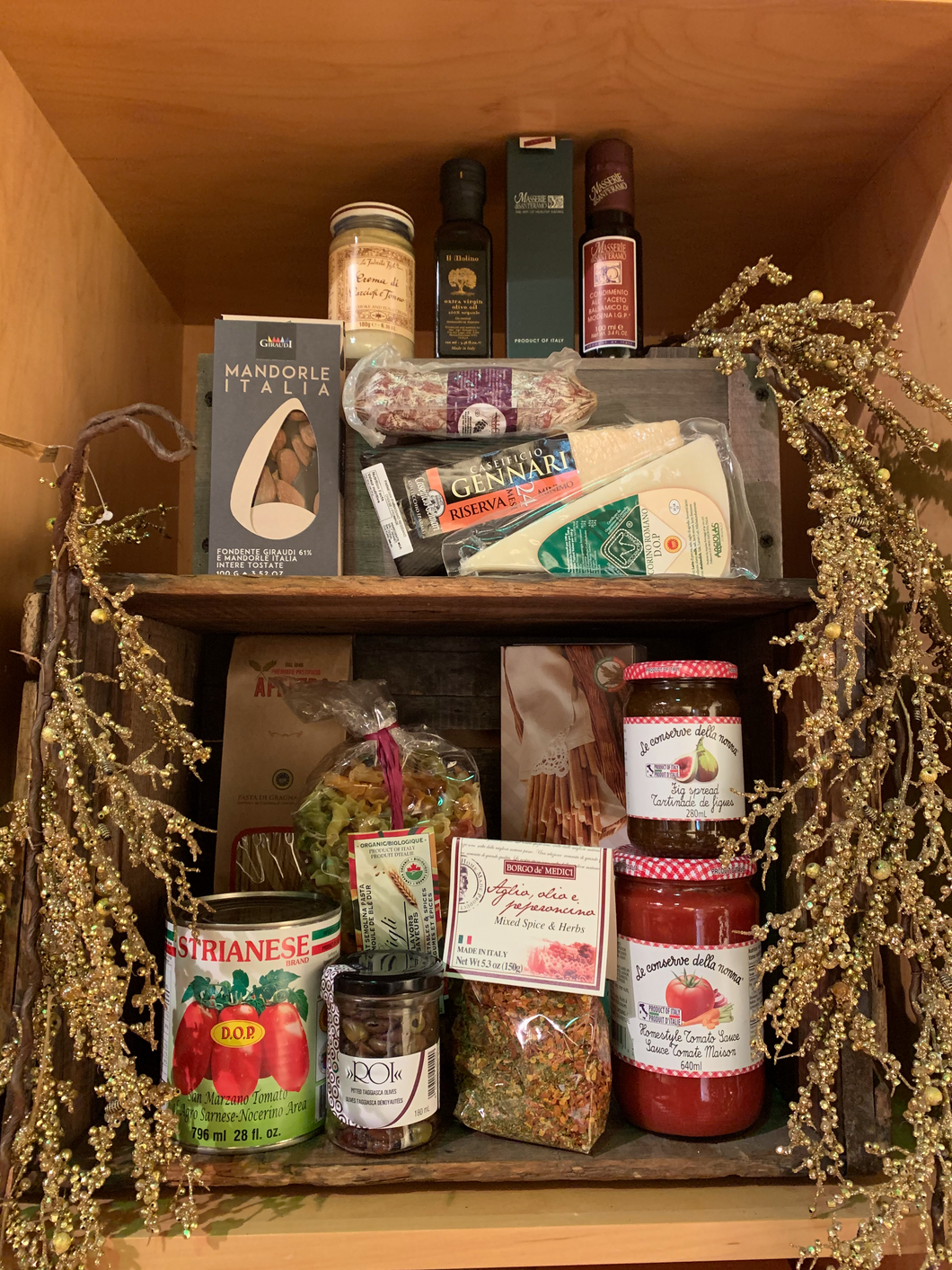 Nonna's Pantry Essentials