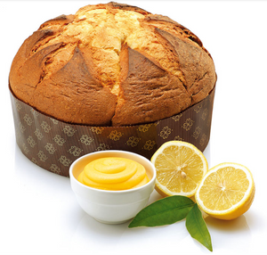 Gilber - Lemon Cream Panettone - 1000g