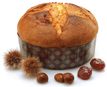 Load image into Gallery viewer, Gilber - Panettone Marron Glacè - 1000g