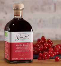 Load image into Gallery viewer, Giusti - Cranberry Agrodolce - Organic - 250ml
