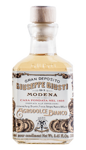 Giusti - White Balsamico - 250ml
