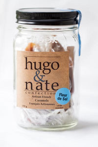 Hugo & Nate Confections - Artisan Caramels - Select Your Flavour