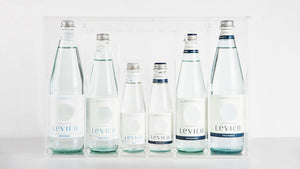 Levico - Sparkling OR Still Water - 12 x 750ml