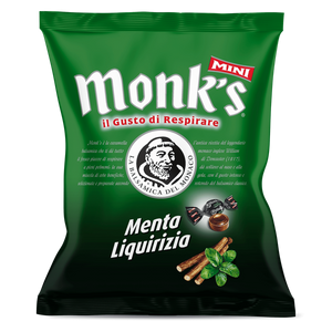 Monk's Mini Candies - Various Flavours - 80g