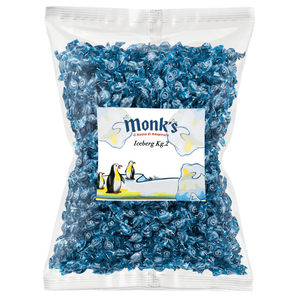 Monk's Mini Candies - Various Flavours - 2kg bulk
