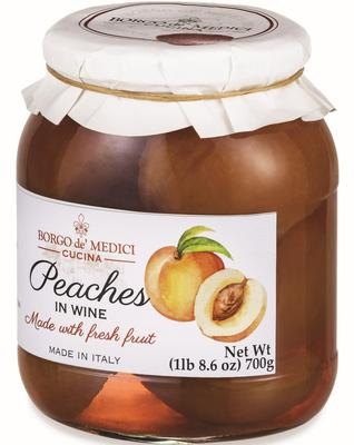 Borgo de Medici - Baked Apricots in Wine - 350g