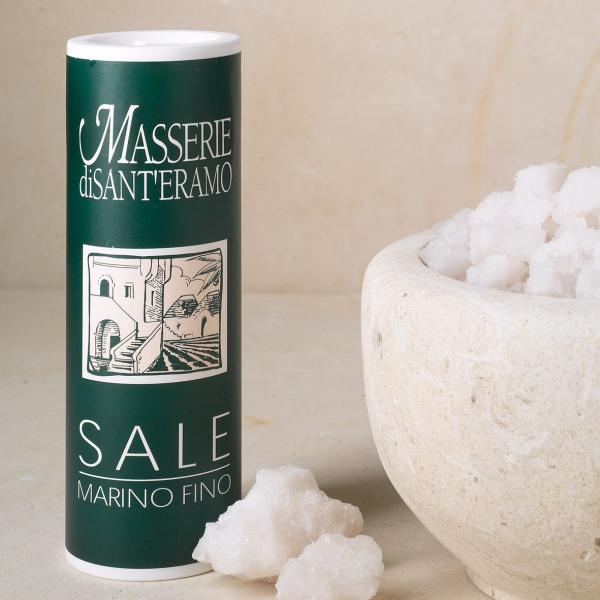 Masserie - Puglia Sea Salt - 250g