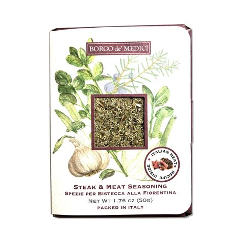 Borgo de Medici - Steak & Meat Spices - 50g