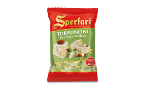 Sperlari - Soft Nougat Pieces with Almond - 320g