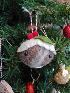 Stone Softie Ornament
