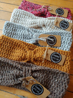 Load image into Gallery viewer, Crochet Headband