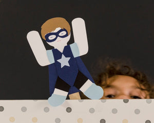 DIY Craft Kit - Superheros