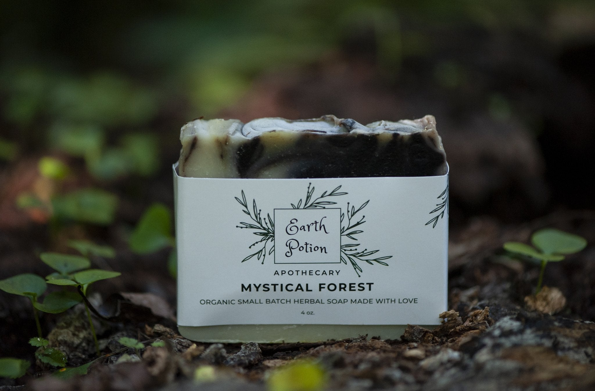 Soap Bar - Mystical Forest