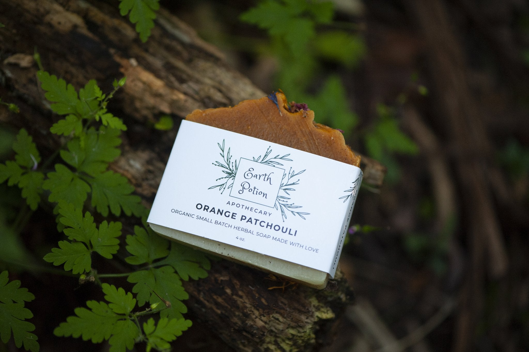 Soap Bar - Orange Patchouli