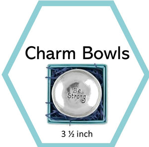 Charm Bowls in Regular Size