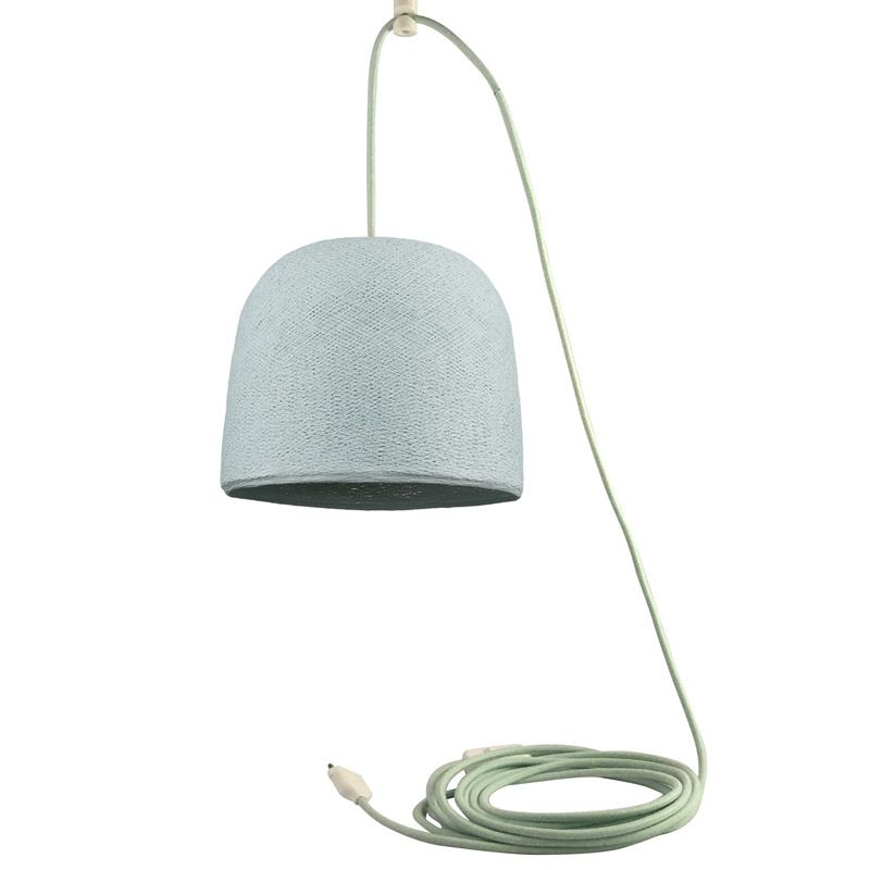 Suspension nomade Cloche