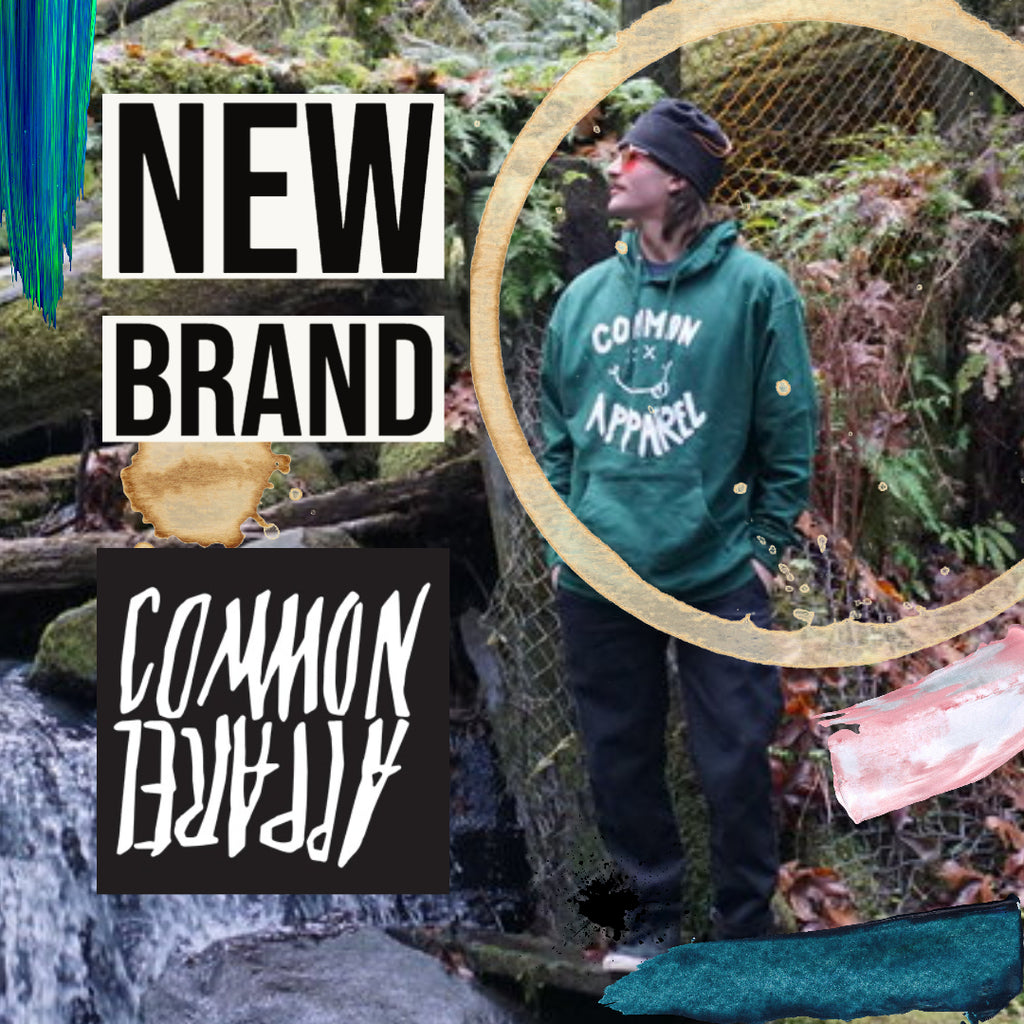New Brand Common Apparel