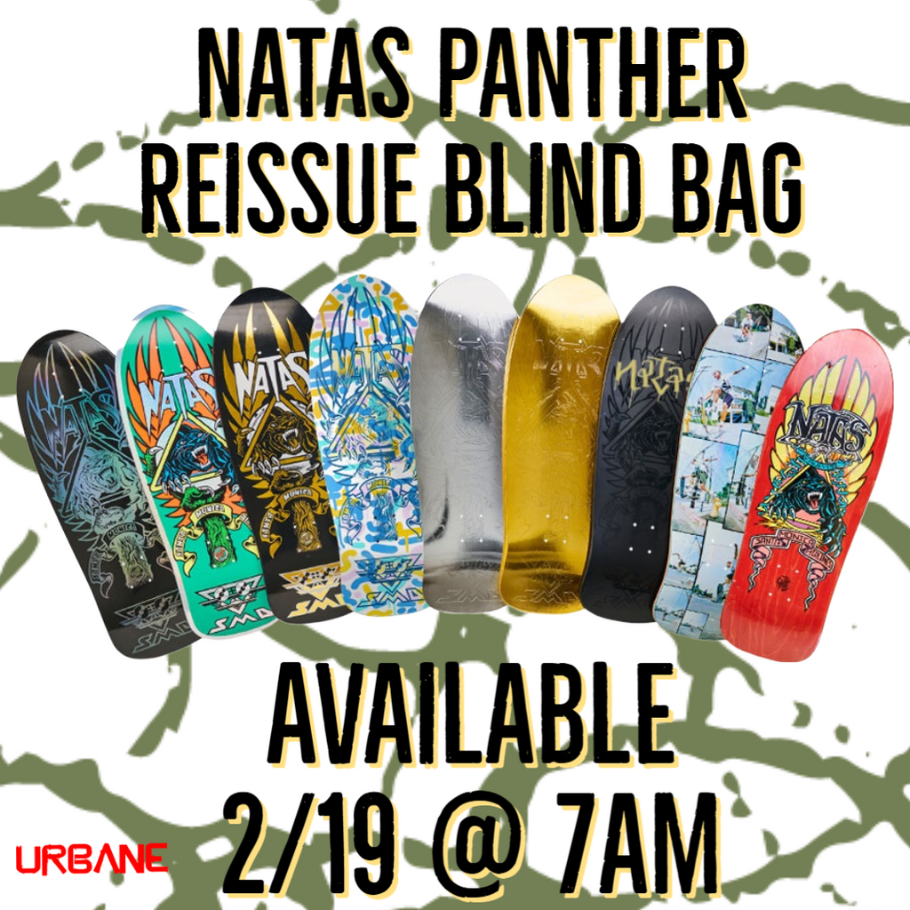 Santa Cruz Natas Blind Bag Available Tomorrow
