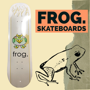 Frog Skateboards Are In!