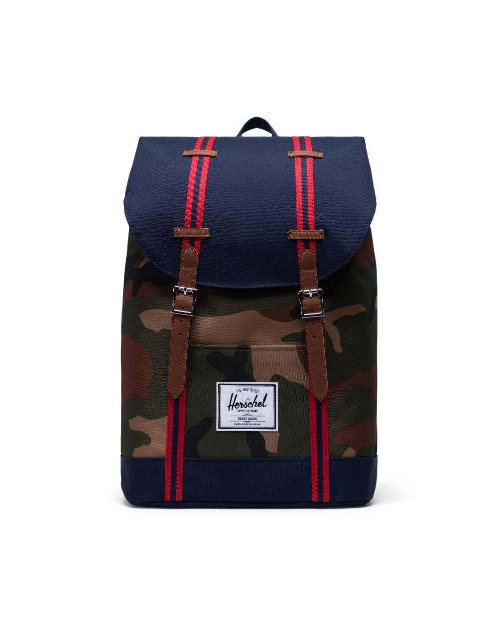 Herschel Retreat - Woodland Camo/Peacoat/Tan